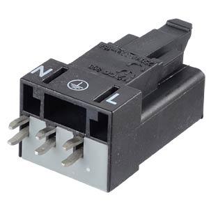 Mini PCB Stecker, für Leiterplatten, 3-pol, gerade WAGO 890-813