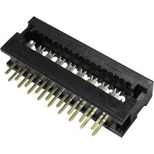 DIP-Flachbandstecker 18 polig RND CONNECT RND 205-00694