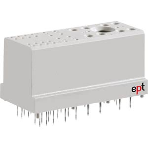Advanced TCA connector, 22 + 8 pol EPT 512-50500-163