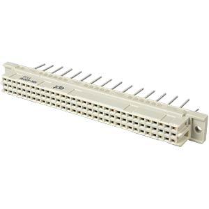 Federleiste 32-pol, gerade-13mm, A-C EPT 104-40016