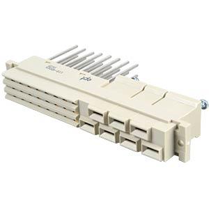 Federleiste 7-Hochstrom / 24-Signalkontakte EPT 118-40064