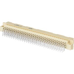 Male Type C, 96 pin, 90°, 3,0 mm, THTR EPT 103-40064TH