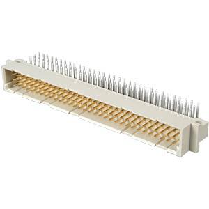 Messerleiste 96-pol, gewinkelt, A-B-C EPT 103-40064