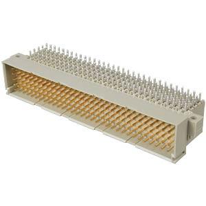 Messerleiste 160-pol, gewinkelt, A-B-C-D-E ERNI 384299