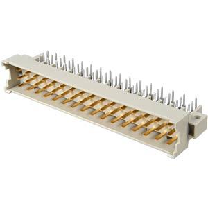 Messerleiste 48-pol, gewinkelt, Z-B-D EPT 109-40064