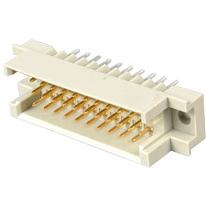 Multipoint plug 30-pin, straight, 4 mm, A ­ B ­ C EPT 115-80065