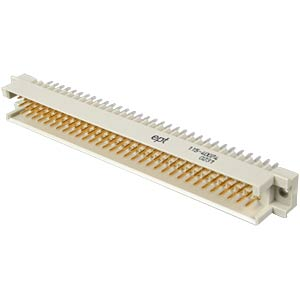 Multipoint plug 96-pin, straight, 4 mm, A  B  C EPT 115-40074