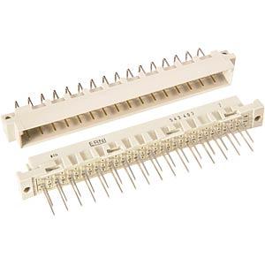 Federleiste 96-pol, gerade-4mm, A-B-C EPT 304-40064-01