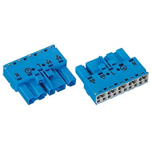 WINSTA® MIDI, five-pin plug, without strain relief housing WAGO 770-1115