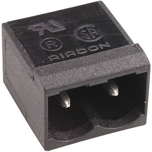 Box connector for AKL 249, 2-pin, spacing 5.08 RIA CONNECT 31220102