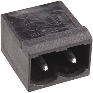 Box connector for AKL 249, 8-pin, spacing 5.08 RIA CONNECT 31230108