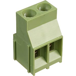 Stackable terminal 3-pin, RM 6.35 mm, lift RIA CONNECT 31701103