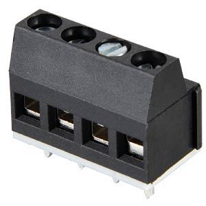 Fahrstuhlklemme, 4-pol, Ø 2,5 mm, RM 5 RIA CONNECT 31012104