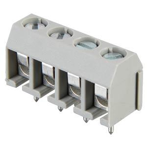 Anschlussklemme, 4-pol, Ø 2 mm, RM 5 RIA CONNECT 31055104