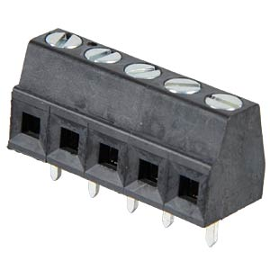 5-pin connection terminal, spacing 3.81, lift RIA CONNECT 31086105