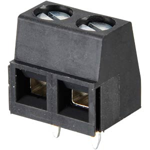 Stackable connection terminal, 2-pin, spacing 5.0, lift RIA CONNECT 31094102