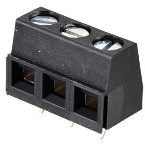 Anschlussklemme, 3-pol, Ø 1,5 mm, RM 5 RIA CONNECT 31094103