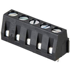 Stackable connection terminal, 5-pin, spacing 5.0, lift RIA CONNECT 31094105