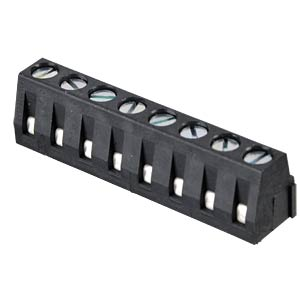 Stackable connection terminal, 8-pin, spacing 5.0, lift RIA CONNECT 31094108