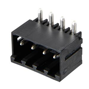 Connector voor AKL 169, 4-pol, RM3,5 RIA CONNECT 31182104