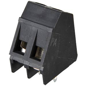 2-pin connection terminal, spacing 5 mm, lift, 35° RIA CONNECT 31205102