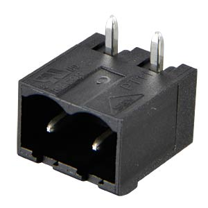 Box connector for AKL 249, 2-pin, spacing 5.08 RIA CONNECT 31230102