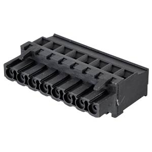 Steckbare Anschlussklemme 8-polig, RM5mm RIA CONNECT 31314108