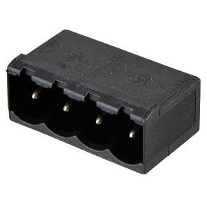 Wannenstecker für AKL 349, 4-pol, RM5,0 RIA CONNECT 31320104