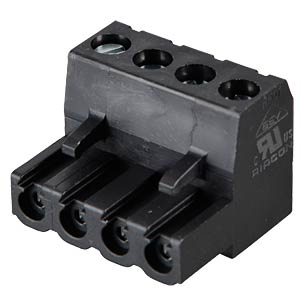 Terminal system 4-pin, RM 5.0 RIA CONNECT 31349104