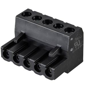 Terminal system 5-pin, RM 5.0 RIA CONNECT 31349105