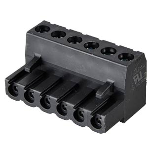 Terminal system 6-pin, RM 5.0 RIA CONNECT 31349106