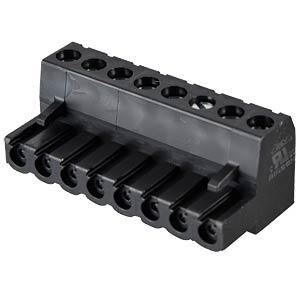 Anschlussklemmensystem 8-pol, RM5,0 RIA CONNECT 31349108