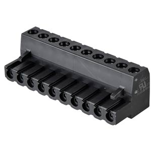 Terminal system 10-pin, RM 5.0 RIA CONNECT 31349110