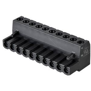Anschlussklemmensystem 10-pol, RM5,0 RIA CONNECT 31349110