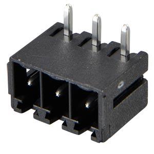 Wannenstecker für AKL 369, 3-pol, RM3,81 RIA CONNECT 31382103