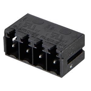 Wannenstecker für AKL 369, 4-pol, RM3,81 RIA CONNECT 31383104