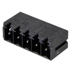 Box header for AKL 369, 5-pin, RM 3.81 RIA CONNECT 31383105