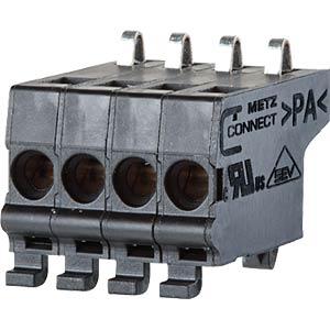 Federkraftklemme, steckbar, 2-pol, RM 3,5 RIA CONNECT SC30302HBNN