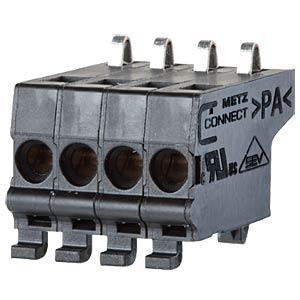 Federkraftklemme, 3-pol, Ø 0,08 - 1,5 mm, RM 3,5 RIA CONNECT SC30303HBNN