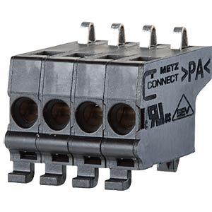 Federkraftklemme, 4-pol, Ø 0,08 - 1,5 mm, RM 3,5 RIA CONNECT SC30304HBNN