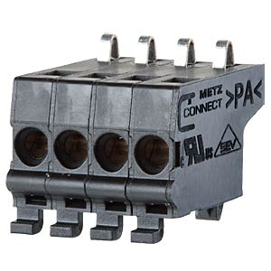 Federkraftklemme, 6-pol, Ø 0,08 - 1,5 mm, RM 5,0 RIA CONNECT SC30506HBNN