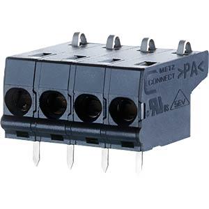 Federkraftklemme, lötbar, 5-pol, RM 5,00 RIA CONNECT SL30505HBNN