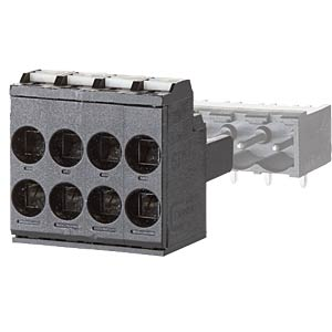 Federkraftklemme, steckbar, 3-pol, RM 5,00 RIA CONNECT SP99503VBNC