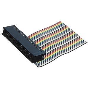 Steckkartenverbinder, Schneid-Klemm, 2x13-polig BKL