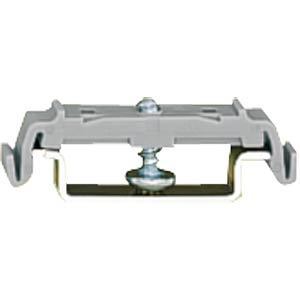 TS35 mounting base with screw WAGO 209-123
