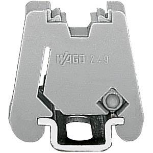 Schraubenlose Endklammer, für Tragschiene TS 15, schraubenlos WAGO 249-101