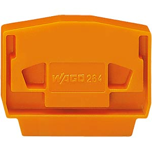 End plate for 264 series, or WAGO 264-369