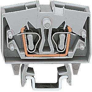 Schutzleiterklemme, 2-Leiter, 1-pol, Ø 0,08 - 2,5 mm WAGO 264-701