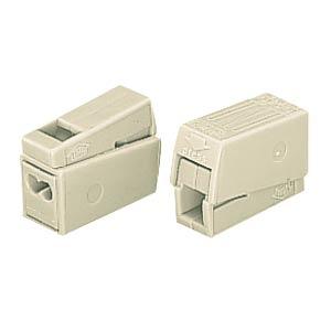 Standard lighting connector, 2 x 1.0 - 2.5 mm² WAGO 224-112