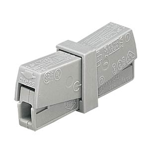 Service connector, 0.5 - 2.5 mm² WAGO 224-201
